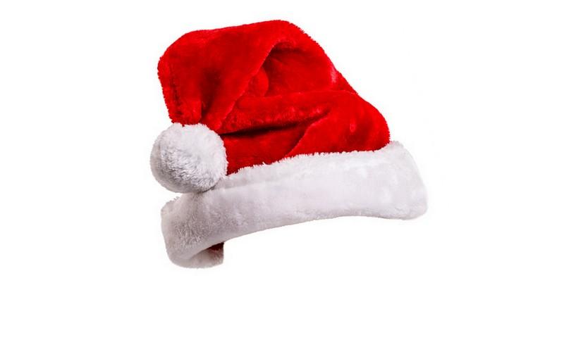 Maribor ima največjo Božičkovo kapo na svetu