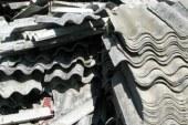 Subvencioniran strošek za odvoz azbestne kritine v Staršah
