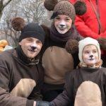Maskiranje in maškare v lenarškem vrtcu