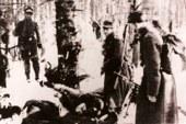 Pri Osankarici so se spomnili žrtev Pohorskega bataljona