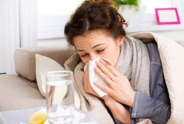 Vse več ljudi z okužbami dihal