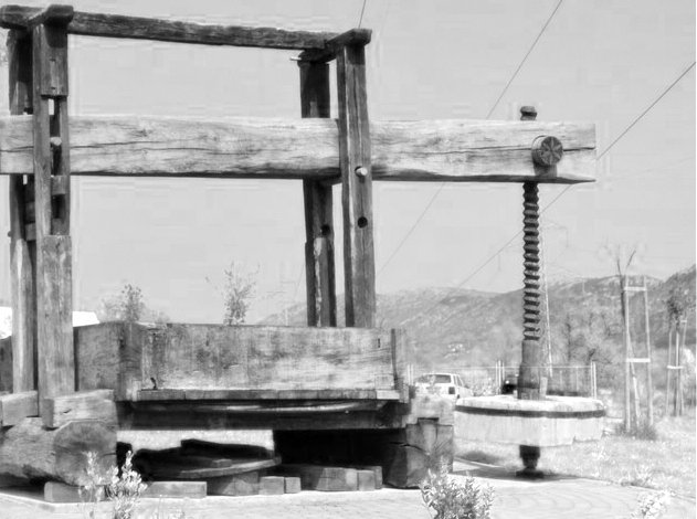 Vaška preša v Kopivniku pomemben del kulturne dediščine