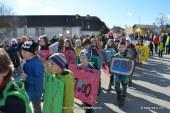 Pregled današnjih šolskih pustnih povork na območju Upravne enote Lenart