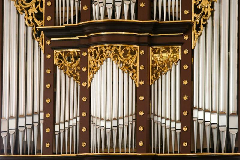 Nove orgle v Negovski cerkvi