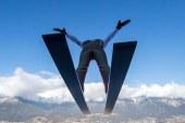 Enej Kramberger iz Voličine 2. na regijskem šolskem tekmovanju v smučarskih skokih