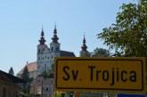 V Sv. Trojici celovita obnova poslovne stavbe na Trojiškem trgu