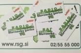 WEE kartica Radia Slovenske gorice