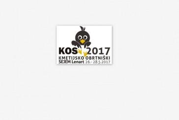 V petek na Poleni vrata odpira že 7. sejem KOS