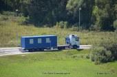 Na cesti Lenart – Ptuj ukinili omejitve za lokalni tovorni promet