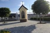 Blagoslov kapele v Benediktu