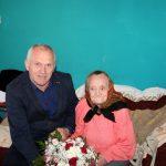 Terezija Srečec iz Lokavca dopolnila 102 leti