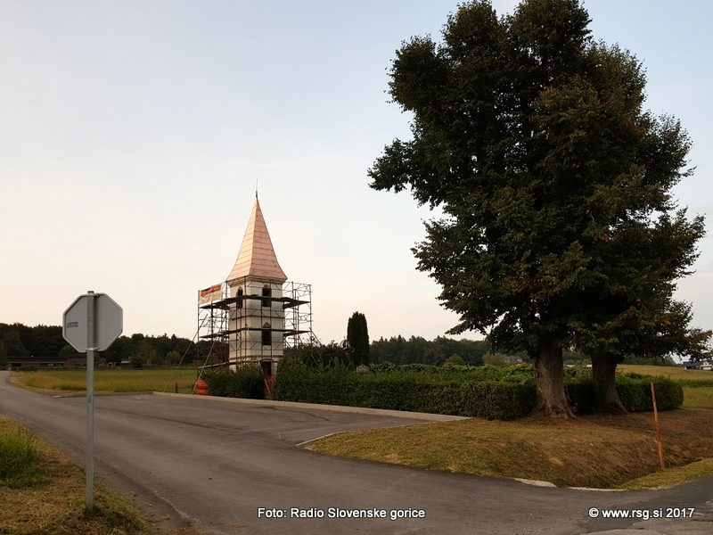 Na Sv. Ani prenovljeno evangeličansko pokopališče in točke strpnosti