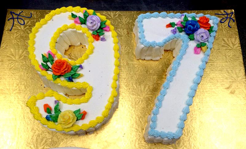 Najstarejša občanka občine Lenart je praznovala 97.rojstni dan