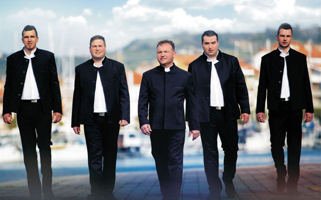 Klapa Skala odpovedujejo koncert v Lenartu