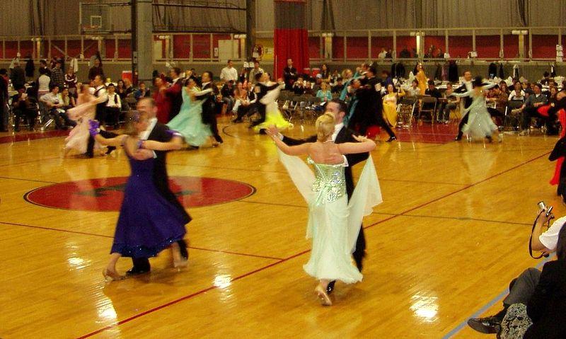 V Lenartu državno prvenstvo v standardnih plesih