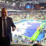 Včeraj v Ljubljani začetek futsalskega Evropskega prvenstva