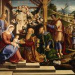 Danes praznik svetih Treh kraljev