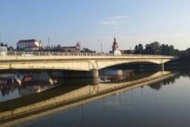 Kako napredujejo dela na ptujskem mostu?