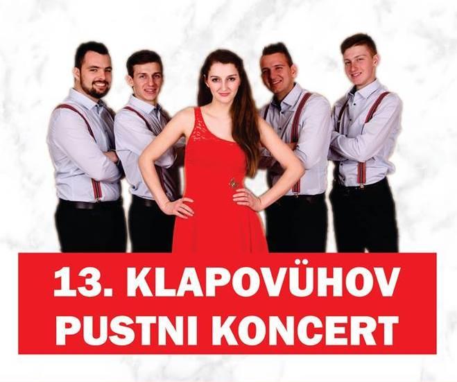 13. Klapovűhov pustni koncert