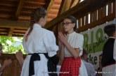 Mladi folklorniki v vrtcu Lenart imajo nove gvante