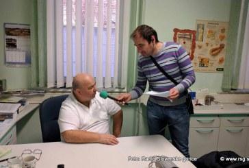 V Sloveniji ob koncu lanskega leta dobrih 7 tisoč dolgotrajnih bolniških staležev