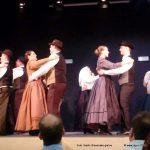 Gostovanje Mladinske folklorne skupine Jurovčan na Hrvaškem