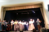 Folklorna skupina Sv. Ana med najboljšimi v Sloveniji