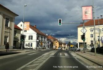 FOTO: V Lenartu začetek velike cestne investicije
