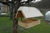 Hranjenje ptic in srnjadi v hladnih mesecih zaželeno, vendar moramo upoštevati nekaj pravil