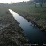 Gasilci v Lenartu najprej gasili požar, nato v potoku našli truplo