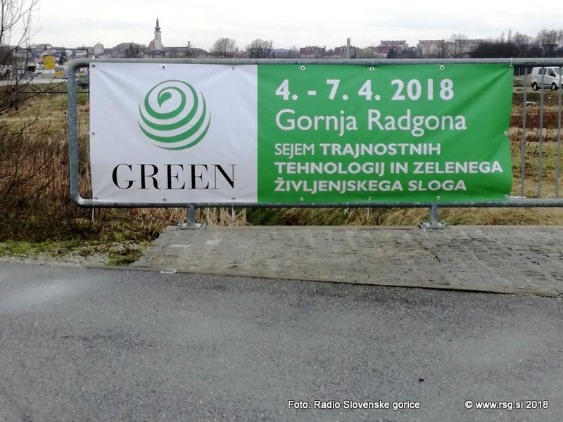 Sejem MEGRA s spremljevalnim sejmom GREEN odpira letošnjo sezona na sejmišču v G. Radgoni