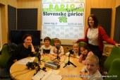 18. koncert vrtčevskega zborčka Kamenčki