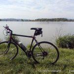 Kako daleč je projekt Dravske kolesarske poti?