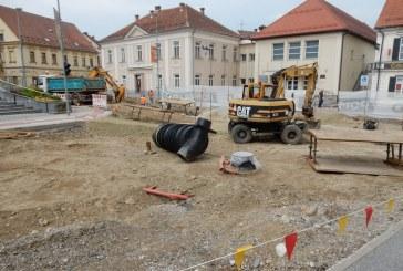 V Slovenskih goricah odprtih več gradbišč na državnih cestah, investicija v Pernici že zaključena