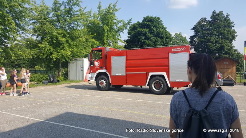 Na Ptuju konec tedna letošnji največji gasilski dogodek v Sloveniji