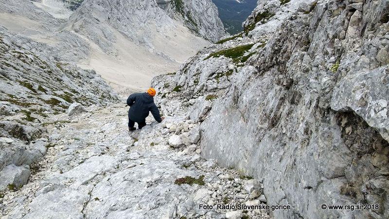 Če se odpravljate v gore, ne pozabite na varnost in orientacijo