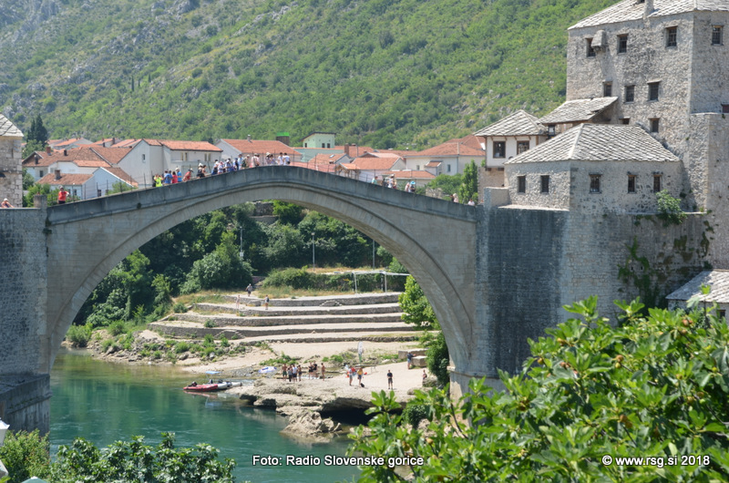 Mostar - mesto dveh kultur