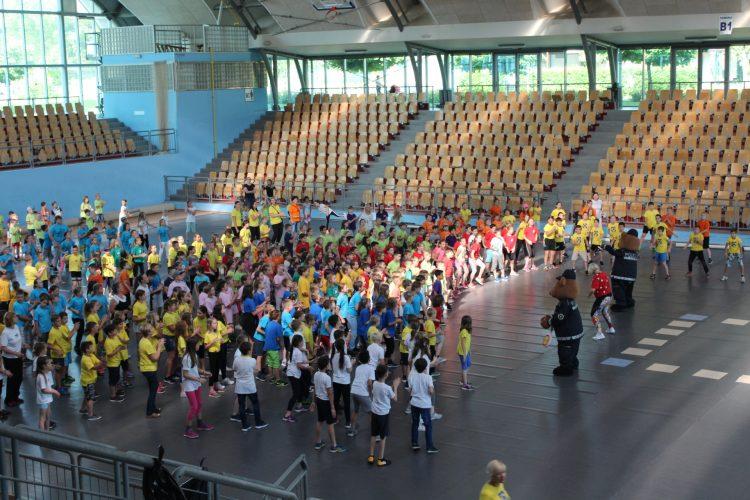 Ekipa OŠ Videm - podružnica Sela je zmagovalka Otroške varnostne olimpijade