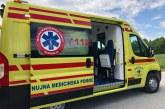 Novo reševalno vozilo v Zdravstvenem domu Lenart