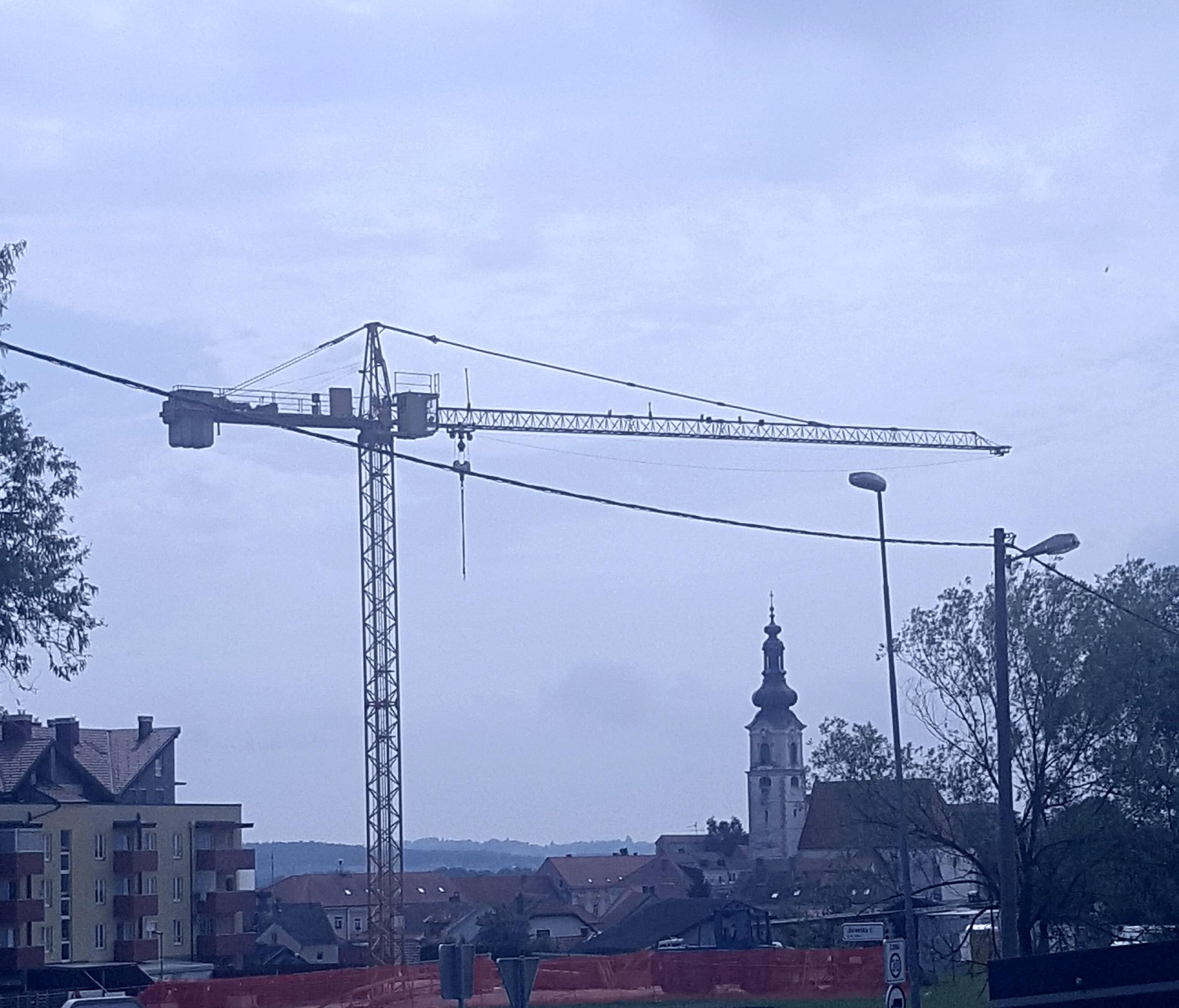 V Lenartu začetek gradnje novega bloka na Jurovski cesti