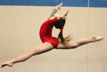 Nastja Germ, učenka OŠ Sladki Vrh državna prvakinja v gimnastiki