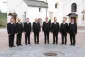 Božični koncert Jurovskega okteta