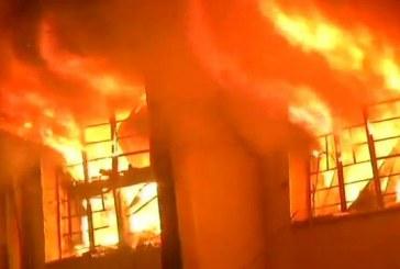 Požar v Miklavških pekarnah, milijon evrov škode, štirje poškodovani