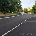 V Lenartu danes v soboto uradna sprostitev prometa skozi center mesta