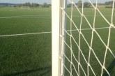 Gradnja športne tribune ob nogometnem igrišču Športnega društva Brunšvik