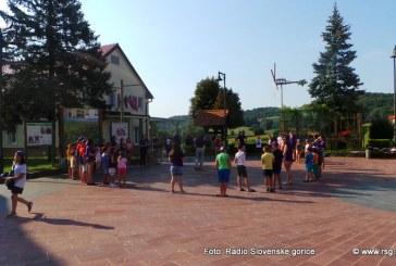 FOTO: Oratorij v župniji Sv. Jurij v Slovenskih goricah