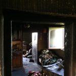 FOTO: V požaru v Srednjem Gasteraju umrli dve osebi