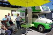 FOTO: Pestro dogajanje na letošnji Kmetijsko-živilski sejem AGRA privablja mnoge obiskovalce