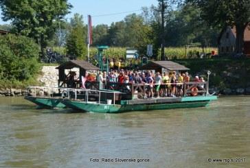 V okviru današnjega Agrinega dneva – Štajerska krožna kolesarska vožnja od Šentilja do Gornje Radgone
