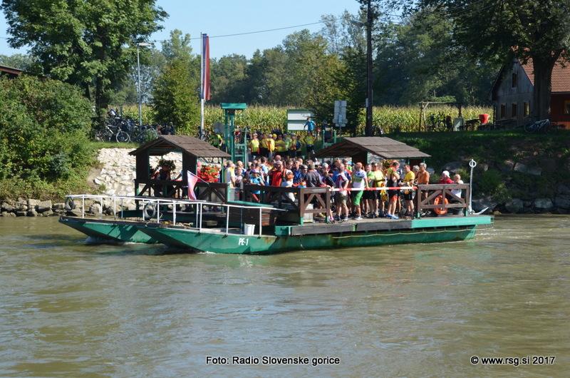 V okviru današnjega Agrinega dneva - Štajerska krožna kolesarska vožnja od Šentilja do Gornje Radgone